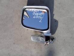 Зеркало заднего вида боковое. Mitsubishi Chariot Grandis, N84W