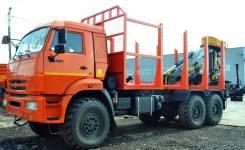 Камаз. Лесовоз -43118 с ОМТЛ сортиментовоз, 11 000 куб. см., 8 500 кг., 14 000,00кг.