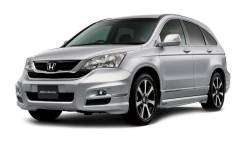 Решетка радиатора. Honda CR-V, RE3