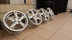 Light Sport Wheels LS 112. 6.0x15, 4x114.30, ET45, ЦО 73,1 мм.