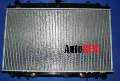Радиатор охлаждения двигателя. Nissan Cefiro Nissan Maxima Infiniti I30