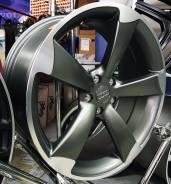 Audi. 8.5x19, 5x112.00, ET35, ЦО 66,6мм.