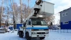 Isuzu Elf. Автовышку 15 метров без пробега по РФ . В Наличии, 3 700 куб. см., 15 м.