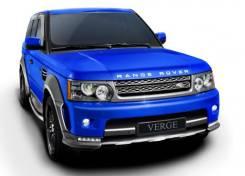 Обвес кузова аэродинамический. Rover 200