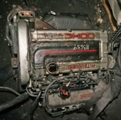 Двигатель в сборе. Mitsubishi Lancer, C63A
