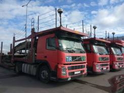 Volvo FM. Автовоз 380 42Т 2005г. в+ пр. Rolfo 2006г. в., 12 000 куб. см., 13 000 кг.