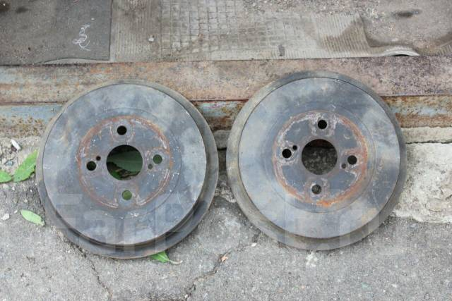Барабан тормозной. Toyota Corolla Fielder, NZE144, NZE144G