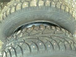 Kumho Majesty Solus KU50. Всесезонные, 2012 год, износ: 5%, 4 шт