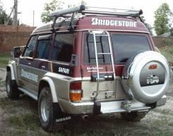 Лестница. Nissan Safari, WYY60, WRGY60, VRY60, WRY60, VRGY60, WGY60, FGY60 Nissan Patrol