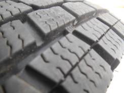 Dunlop. Зимние, без шипов, 2012 год, износ: 5%, 4 шт