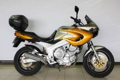 Yamaha TDM 850. 849 куб. см., исправен, птс, с пробегом