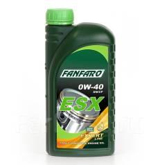 Fanfaro. Вязкость 0W-40, синтетическое