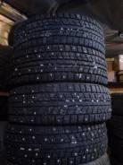 Dunlop. Зимние, шипованные, износ: 20%, 4 шт
