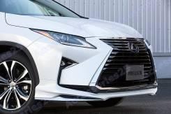 Обвес кузова аэродинамический. Lexus RX200t, AGL20W, AGL25W Lexus RX350, GGL25 Lexus RX450h, GYL20W, GYL25W, GYL25. Под заказ