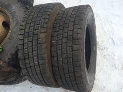 Bridgestone W910. Зимние, без шипов, 2010 год, износ: 5%, 2 шт
