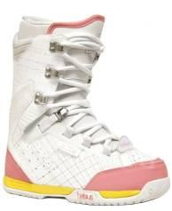 Ботинки для сноуборда Celsius Belmond TL White/pink 15-16 38.5 р-р