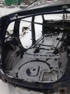Задняя часть автомобиля. Skoda Yeti