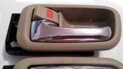 Ручка двери внутренняя. Toyota Brevis, JCG11, JCG10, JCG15 Toyota Land Cruiser, UZJ100 Двигатели: 1JZFSE, 2JZFSE, 2UZFE