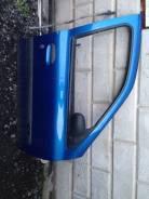 Дверь передняя правая Renault Symbol (серая, синяя, красная)