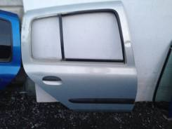 Дверь задняя правая Renault Symbol (синяя, серая, красная)