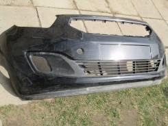 Бампер. Kia Venga, YN Двигатели: D4FC, G4FC