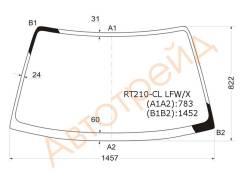 Стекло лобовое в клей без полосы XYG RT210-CL LFW/X