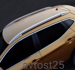 Рейлинг. Nissan Qashqai, J11