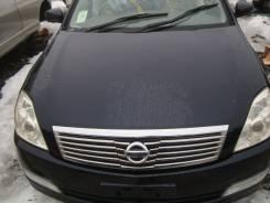 Капот. Nissan Teana, J31, TNJ31, PJ31 Двигатели: VQ35DE, QR25DE, VQ23DE, QR20DE