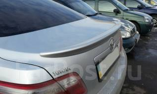 Спойлер. Toyota Camry. Под заказ