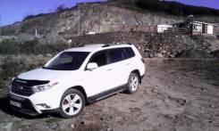 Toyota Highlander. автомат, 4wd, 3.5, бензин, 100 000 тыс. км
