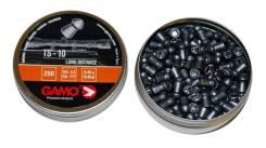 Пульки GAMO TS-10, кал.4,5мм, 10,5гран,0,68гр(200шт.)(6321748)
