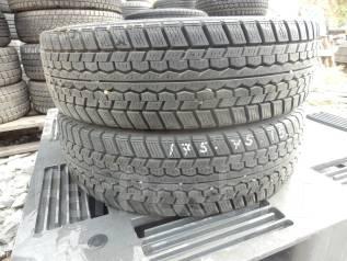 Dunlop SP LT 01. Зимние, без шипов, 2008 год, износ: 20%, 2 шт