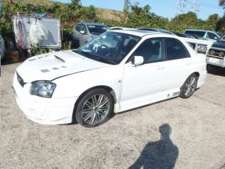 Зеркало заднего вида боковое. Subaru Impreza WRX, GDA, GD, GDB Subaru Impreza WRX STI, GDB