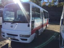 Nissan Civilian. Автобус, 4 267 куб. см., 25 мест