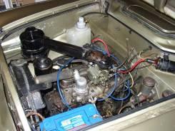 Двигатель с МКПП Москвич 403 407