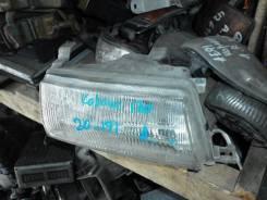 Фара. Toyota Corona, ST170, AT171, AT170, ST171, CT170 Двигатели: 3SGE, 2C, 3SFE, 3SF, 4SFE, 4SFI, 4AF, 5AF, 5AFE