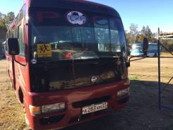Nissan Civilian. Автобусы, 4 267 куб. см., 25 мест