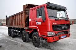 Howo. HOWO 8х4 ZZ3407N3267W, 9 726 куб. см., 35 000 кг.