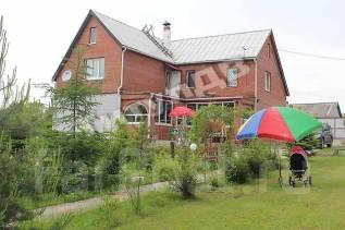 Купи 40 соток земли и добротный капитальный дом 200 м. кв.!. Юбилейная, р-н с.Кипарисово 1, площадь дома 200 кв.м., скважина, электричество 15 кВт, о...
