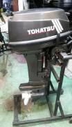 Tohatsu. 18,00л.с., 2х тактный, бензин, нога S (381 мм)