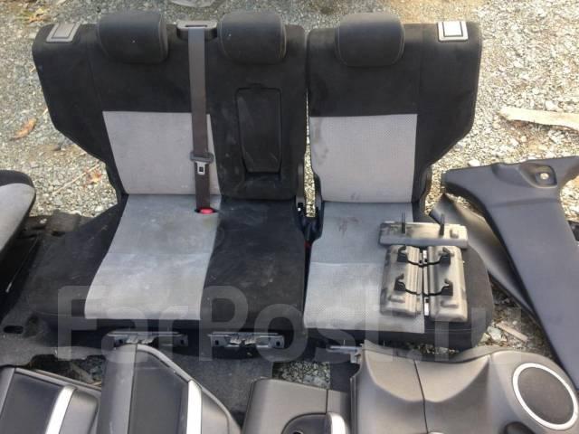 Интерьер. Suzuki Escudo, TDB4W, TD94W, TD54W, TDA4W, TA74W