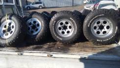Продам колёса на BFGoodrich Mud-Terrain T/A KM2 SURF/Prado/Pajero/. 8.0x16 6x139.70 ET10 ЦО 110,0мм.