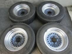 Bridgestone Blizzak DM-Z2. Зимние, без шипов, износ: 50%, 4 шт