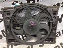 Вентилятор радиатора кондиционера. BMW 3-Series