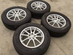235/65 R17 Michelin Latitude X-Ice Xi2 литые диски 5х114.3 (K6-1719)