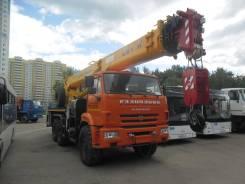 Галичанин КС 55713-5В-4, 2016. КС 55713-5В-4 автокран 25т. с с гуськом и доп. прот. 1,9 + 4,5 тонны, 100 куб. см., 25 000 кг., 31 м.