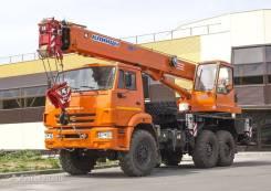 Камаз 43118 Сайгак. КС 35719-7-02 автокран 16т. (Камаз-43118), 100 куб. см., 16 000 кг., 18 м.