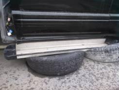 Подножка. Toyota Land Cruiser Prado, KZJ90