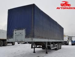 МАЗ. Полуприцеп борт-тент -9758-030, 26 000 кг.