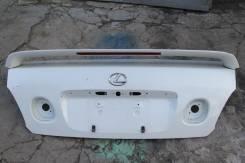 Крышка багажника. Toyota Aristo